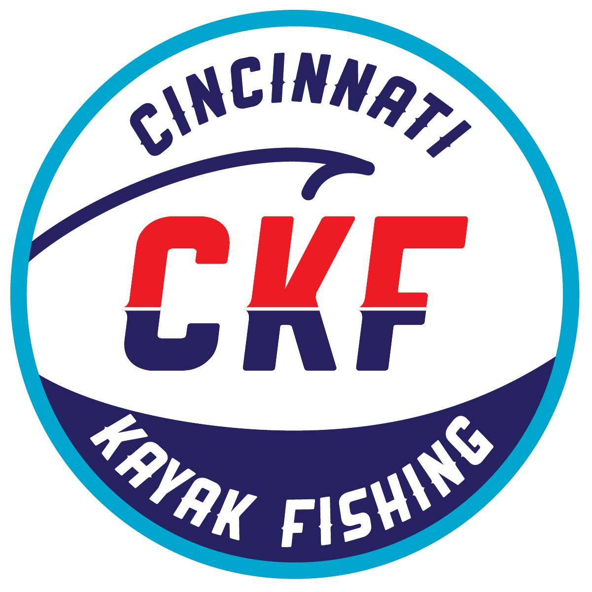 Cincinnati Kayak Fishing