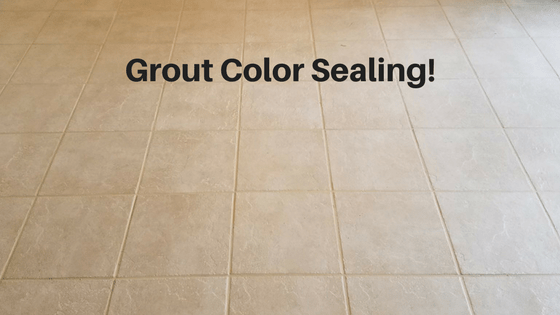 Image result for grout color sealing ca