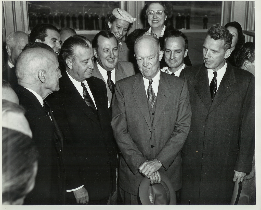 Eisenhower's Linchpin Decision