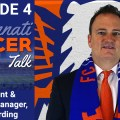 Jeff Berding, GM and President of FC Cincinnati