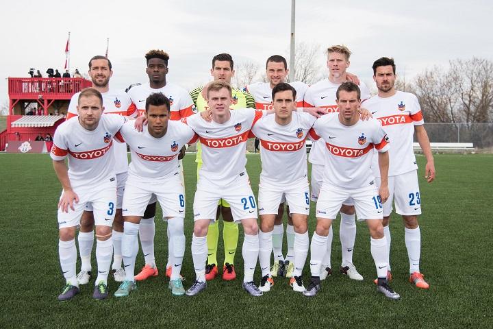 Team at Toronto