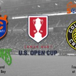 Tampa, Columbus await FC Cincinnati after Open Cup Win