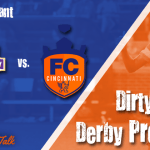 Dirty River Derby Preview