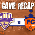 Game Recap: Dirty River Derby Round 2