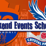 Crystal Palace Weekend Events Schedule