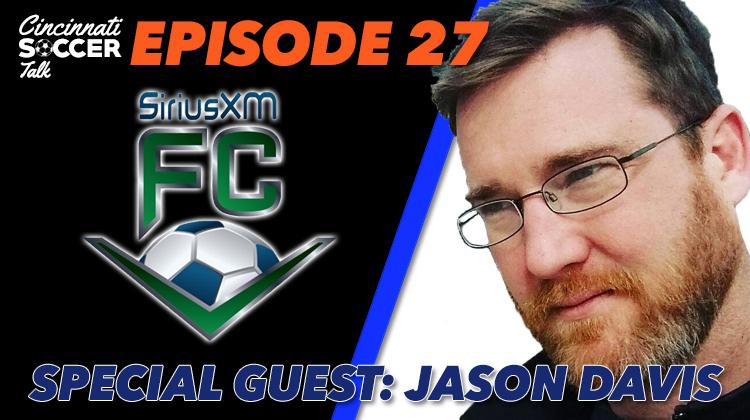 FC Cincinnati and MLS with Jason Davis