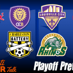 Playoffs: USL Eastern Conference Quarterfinals Preview