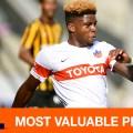 Okoli Named USL MVP