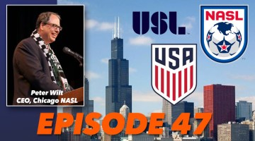 Peter Wilt – Chicago NASL