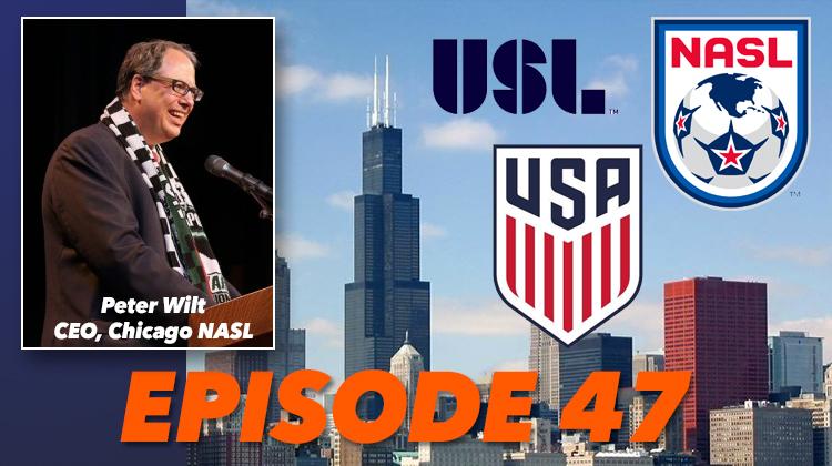 Peter Wilt - Chicago NASL