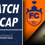 Match Report: FC Cincinnati Draws Sacramento Republic FC