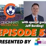 FC Cincinnati's Jeff Berding