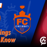 Preseason – FC Cincinnati vs University of Cincinnati: 5 Things to Know