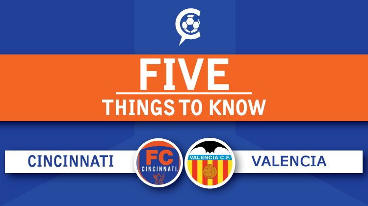 International Friendly-Valencia CF: 5 Things to Know