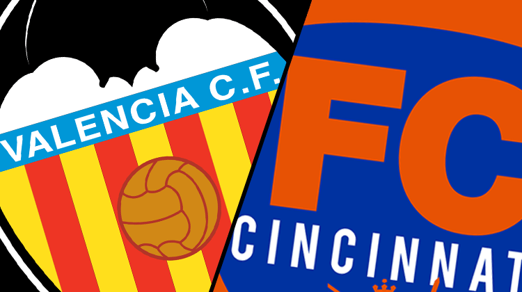 FC Cincinnati to Host La Liga Club Valencia C.F. in International Friendly