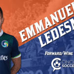 FC Cincinnati Pull Off Shock Signing of Emmanuel Ledesma