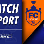 Match Report: FC Cincinnati vs. AFC Cleveland