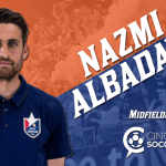 FC Cincinnati Finally Ink Midfielder Nazmi Albadawi
