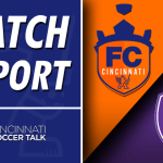 Match Report FC Cincinnati 1 – Orlando City B 1