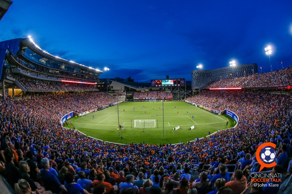 The Improbability of FC Cincinnati's US Open Cup Run