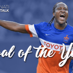2017 FC Cincinnati Goal of the Year