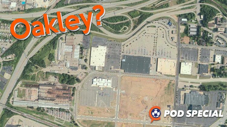 FC Cincinnati's Stadium in Oakley?