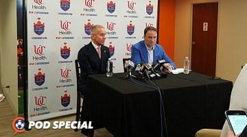 POD SPECIAL: FC Cincinnati Will Privately Finance MLS Stadium
