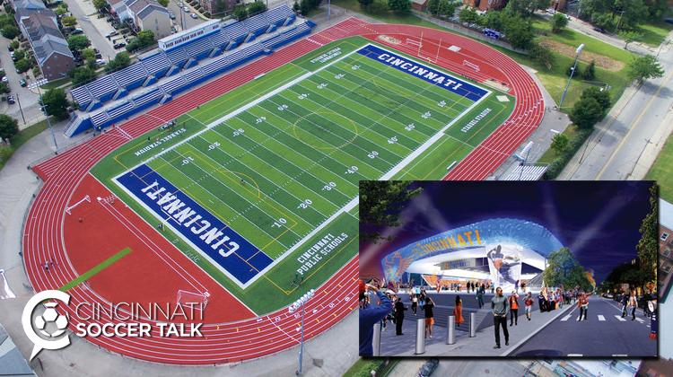 FC Cincinnati Wants to Discuss West End Site