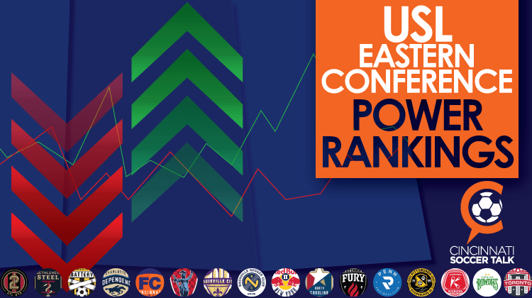 2018 Week 5 -Eastern Conference Power Rankings