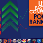 2018 Week 1-Eastern Conference Power Rankings