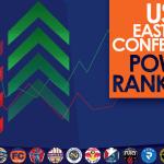 2018 Week 7 -Eastern Conference Power Rankings