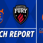 Match Report: FC Cincinnati at Ottawa Fury FC