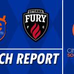 Match Report: FC Cincinnati at Ottawa Fury FC