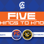 FC Cincinnati vs. Pittsburgh Riverhounds: 5 Things to Know