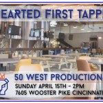 The Pride, Fifty West team up for orange and blue beer
