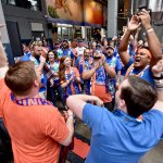 FC Cincinnati Fan Reaction to MLS Announcement
