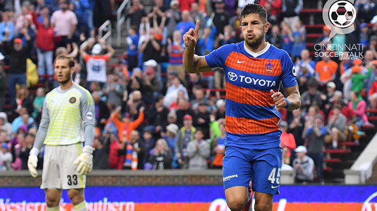 FC Cincinnati 4 Atlanta United 2 2
