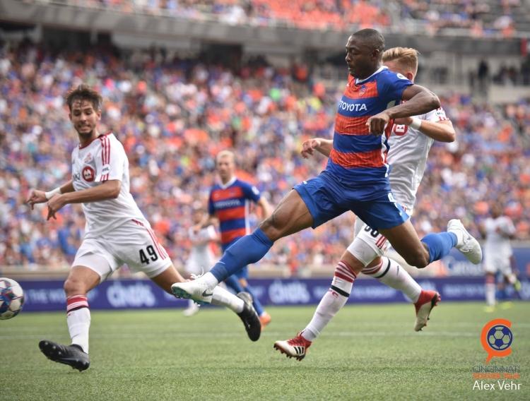 FC Cincinnati Escapes With Win Over Toronto FC II