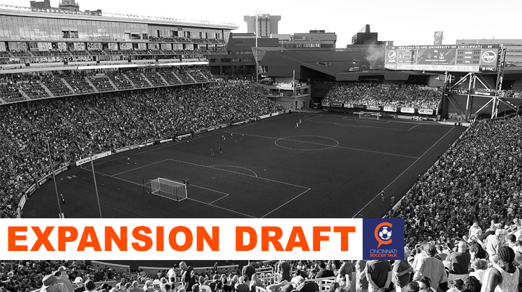 MLS releases players available for FC Cincinnati in expansion draft