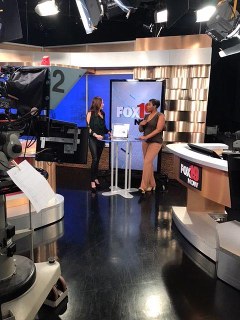 A Successful Appearance on Fox Channel 19! – Cincinnista