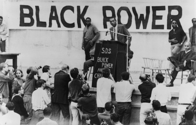 Stokely Carmichael Photo: Google Images