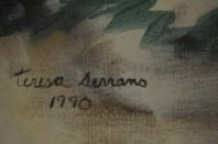 Teresa Serrano - Fotografía por Jessica Tirado Camacho