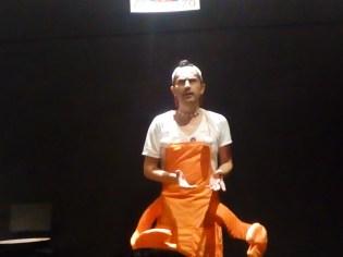 Joshua Sánchez en Confesiones de una jaiba
