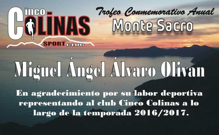 Trofeo Monte Sacro Miguel Ángel