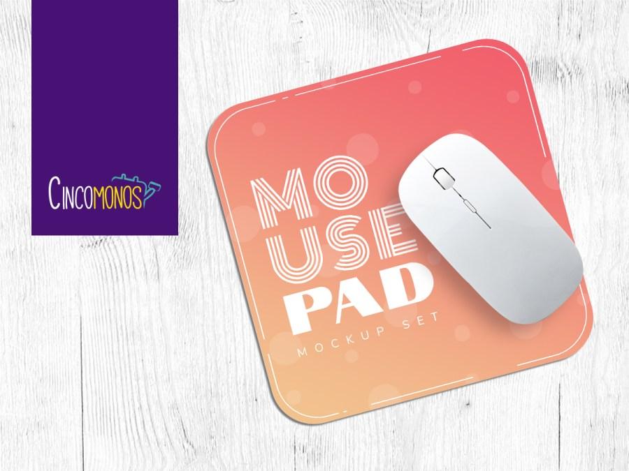 Mouse pad Personalizado impreso