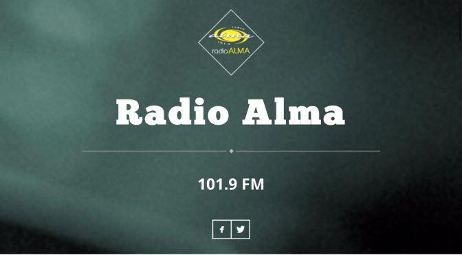 ESCRIBE TU RELATO DE MARZO (I): RADIO ALMA (BRUSELAS)