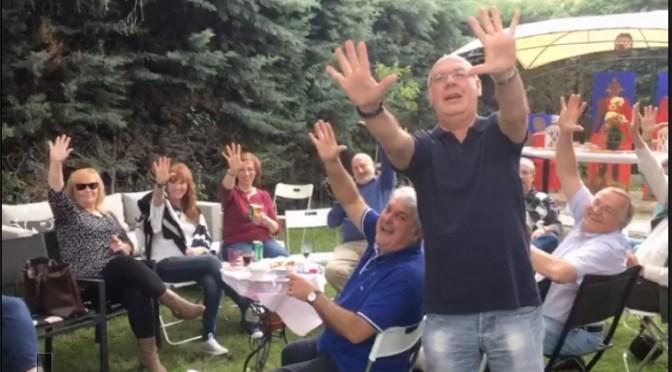 ESCRIBE TU RELATO DE MAYO (IV): CORO DE LA BIBLIOTECA NACIONAL DE ESPAÑA