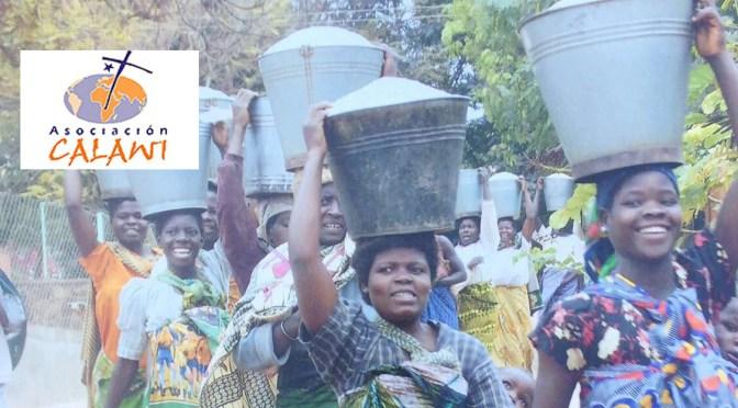 LA CAUSA DEL MES DE AGOSTO: #CALAWI Y LOS PROYECTOS DE SOLIDARIDAD EN EL TERCER MUNDO