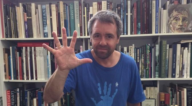 ESCRIBE TU RELATO DE JULIO (III): EL PINTOR  Francisco Javier Garrido Romanos NOS DA SUS PALABRAS