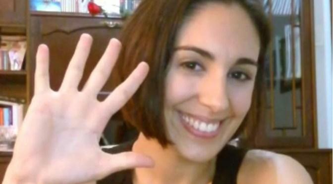 ESCRIBE TU RELATO DE FEBRERO (IV): CHRISTINA GALLEGO, ACTRIZ Y CANTANTE